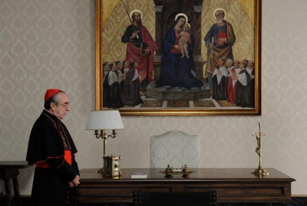 Silvio Orlando as Cardinal Voiello | HBO